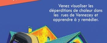 Balade thermographique - Gerbeviller