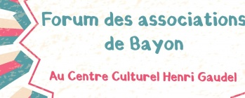 Forum des associations Bayon